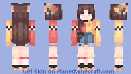 OC Skin: Serenity Minecraft Skin