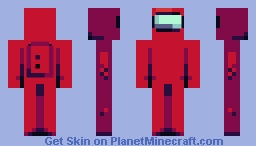Among Us - All colors in description Minecraft Skin