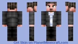 Myself, at work Minecraft Skin