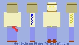 Takaya Sakaki(Persona 3) Minecraft Skin