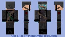 Stalker Suvorov | Order of the Eagle Minecraft Skin