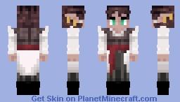 Wyn the Cielothar Minecraft Skin