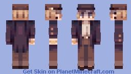 zzz Minecraft Skin
