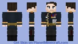 Georgy Zhukov {request} Minecraft Skin