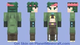 Rohan Minecraft Skin