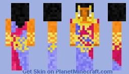 Saheeli Rai Minecraft Skin