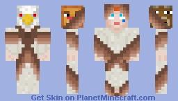 Seraphim Angel Minecraft Skin