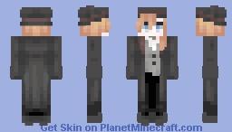 Chuuya~ [RQ] Minecraft Skin
