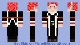 Heine Wittgenstein (The Royal Tutor) Minecraft Skin