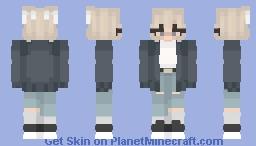 noceur Minecraft Skin