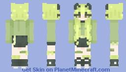 cruel summer Minecraft Skin