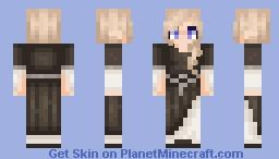 Medieval Woman - Alerina Minecraft Skin