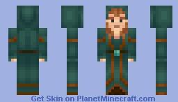 Witch Alex Minecraft Skin