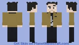 Gee, Officer Krupke Minecraft Skin