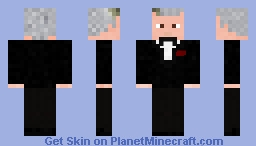 Blake Carrington Minecraft Skin