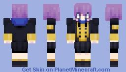 bernadetta fe3h Minecraft Skin