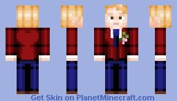 wedding bells Minecraft Skin
