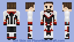 Iron Man Quantum Suit (Teen Version in Desc) | ~𝘈𝘭𝘺𝘴𝘴𝘢~ Minecraft Skin
