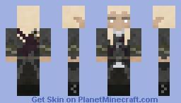 Legolas Greenleaf Minecraft Skin