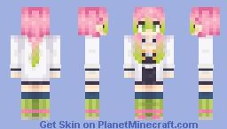 [Kimetsu no Yaiba] Mitsuri Kanroji Minecraft Skin