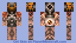 Quake: Orbb Minecraft Skin