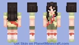 ✔ 𝒢𝒾𝓇𝓁 𝒮𝒸𝑜𝓊𝓉 𝒞𝑜𝑜𝓀𝒾𝑒𝓈 ✔ Minecraft Skin
