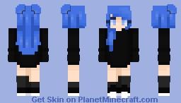 Billie Eilish - Requested :) (Male ver in desc ) Minecraft Skin