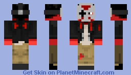 h2o/cartoonz Minecraft Skin