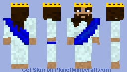 Jesus Christ King of Kings Lord of Lords Minecraft Skin