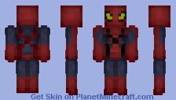 The Amazing Spider-man (Movie Suit) Minecraft Skin