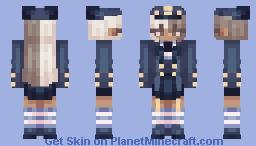 ✈ 𝑅𝑒𝒶𝒹𝓎 𝒻𝑜𝓇 𝒯𝒶𝓀𝑒-𝑜𝒻𝒻 ✈ Minecraft Skin