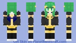Flayn | Fire Emblem Three Houses Minecraft Skin
