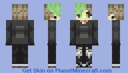 🔪ᴀɴᴛɪ!🔪(ᴊsᴇ ᴇɢᴏ) Minecraft Skin