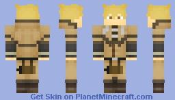 Thorfinn - Vinland Saga Minecraft Skin