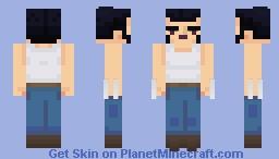 Wolverine | X-Men Minecraft Skin