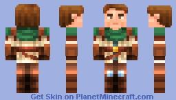 Zayne Carrick || Star Wars: Knights of the Old Republic Comics || Alt. in Description Minecraft Skin
