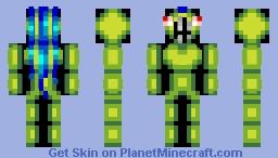 """Your Worst Nightmare - """"GGGAAARRGGGGHH!!"""" Minecraft Skin"""