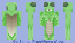 Praying Mantis (Land of Insects Skin Contest) Minecraft Skin