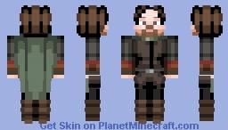 Aragorn / LOTR Character Minecraft Skin