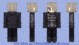 [Beta] Kokichi || Danganronpa V3 Minecraft Skin