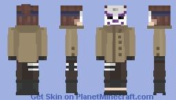 Boruto - Araya Minecraft Skin