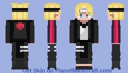 Boruto - Boruto Uzumaki Minecraft Skin
