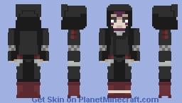 Boruto - Kankuro Minecraft Skin