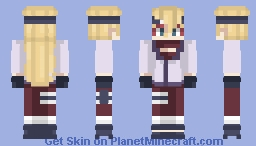 Boruto - Yodo Minecraft Skin