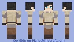 Til | Warrior [Old skins] Minecraft Skin