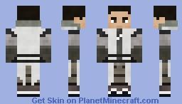 Galen Marek (Jedi Adventure Robes unhooded) Minecraft Skin
