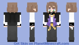 [Hypnosis Mic] Gentaro Yumeno Minecraft Skin
