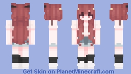 ғᴀɴᴄʏ Minecraft Skin