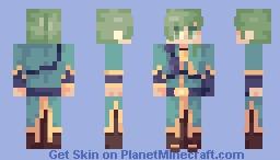 innes Minecraft Skin