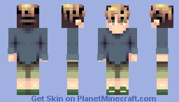 PISCES // fanskin for annaru Minecraft Skin